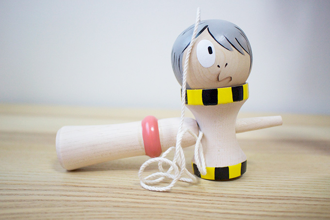 Gegege no Kitarō \'s Cup and Ball