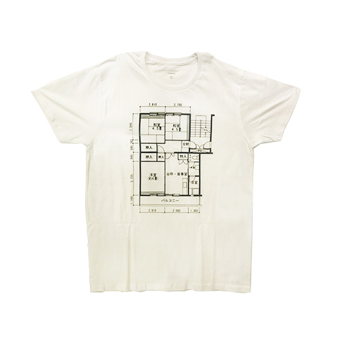 Floor Plan T-shirts