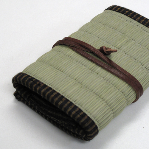 TATAMI Business Card Case || Stripe