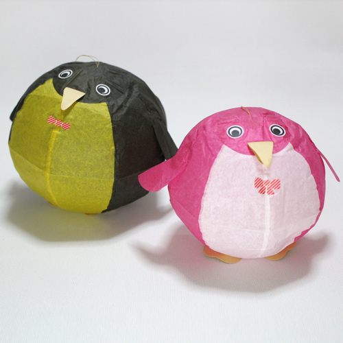 Japanese Paper Balloon | Penguin Parents