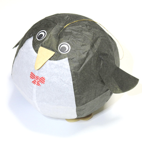 Japanese Paper Balloon | Penguin