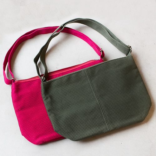 Plain Shoulder Bag