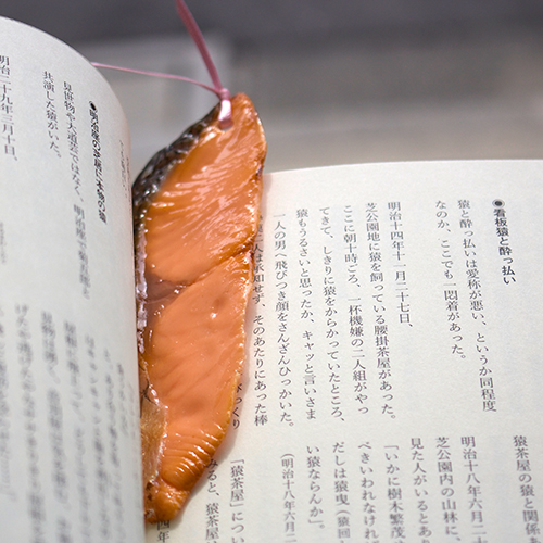 Realistic Food Bookmarks